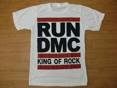 RUN DMC Tシャツ 白 M 新品