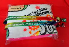 Hey!Say!JUMP COUNTDOWN LIVE 2015-2016 ブランケットおまけ付