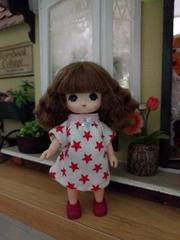 リカちゃんの妹、ミキマキちゃんの洋服プチジェニーちゃんにも