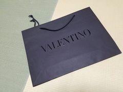ヴァレンチノ/VALENTINOショップ袋/紙袋☆未使用☆ゆうメール送料¥80