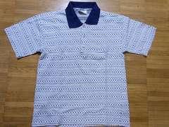 即決USA古着OAK RIDGEデザイン半袖ポロシャツ!レア