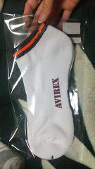 AVIREX 靴下  25〜27�a新品福袋
