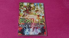 EXILE LIVE TOUR2007 EXILE EVOLUTION DVD�A枚組