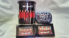 【Kis-My-Ft2】《セブンイレブン限定》☆缶・カード☆
