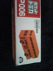 トミカ ロンドンバス 新品