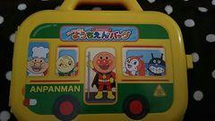 お安くどうぞ♪アンパンマンげんきいっぱい幼稚園バッグ