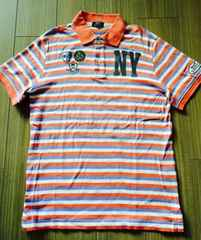 バーニーズニューヨーク Golf メンズポロシャツ