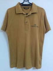 TENDERLOIN ステンシルロゴポロシャツ マスタード テンダーロイン S