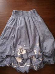 ARROW「2wayロングスカート」美品/アロー フレア
