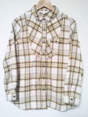 大きいサイズ マリクレール ネルシャツ・11