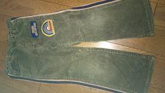 コーデュロイズボン カーキ  110�a