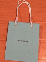 ティファニーショップ袋