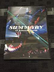 【DVD】SUMMARY of Johnnys World