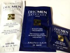 新品DHCMENメンズトリートメント全身洗浄料美容液試供品