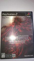 PS2ソフト ダージュオブケルベロス FF7