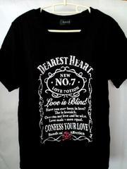 ★3L★Tシャツ☆ブラック