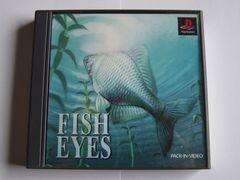 PS ソフト フィッシュアイズ FISH EYES 動作確認済Used