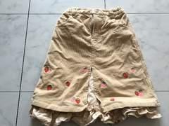 コーディロイロングスカート★110cm