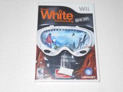Wii��Shaun White SNOWBOARDING ROAD TRIP
