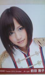AKB48 2010 October 前田敦子 �@