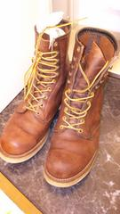 RED WING ロングブーツ