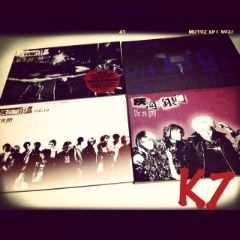 K7★DIR EN GREY★会報 a knot  4冊セット