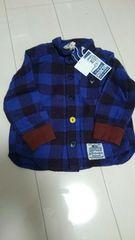 (90)Fo.kidsシャツ☆新品タグ付き