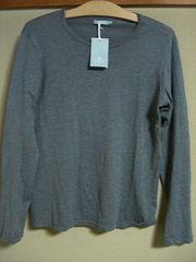 サンスペル クルーネック #5101-Q82 ロングTシャツ カットソー 新品