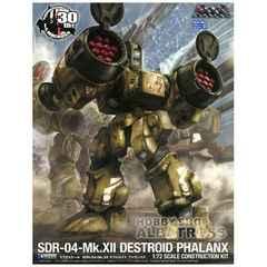 1/72 SDR-04 Mk-�]�U �f�X�g���C�h �t�@�����N�X