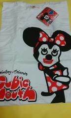 ミッキー&フレンズミニーマウスTシャツ女性用フリーサイズ