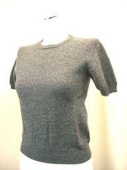 【ボストンナイン】【小さなサイズ】グレーのセーターです