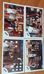 嵐メンバー全員 公式写真 4枚セット 新品即決