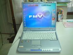 �����g����@FMV-NB50E XP 15�^�t�� DVD �O����L����