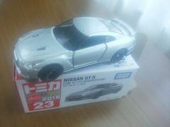 トミカ☆日産GT-R(初回特別仕様)No.23 新品未使用