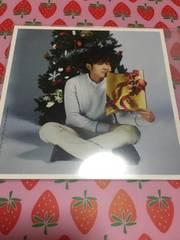 東方神起 『 Very Merry  Xmas 』ジャケカ ユンホ version.