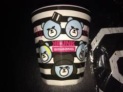 即決カフェ限定BIGBANGメラニンコップ ボーダー