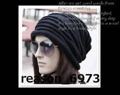 ★ヘンプロールニット帽★3色から選択