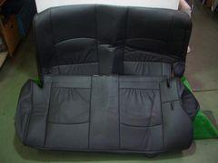 Clazzioクラッツィオ黒シートカバー S-MX RH1RH2ブラック