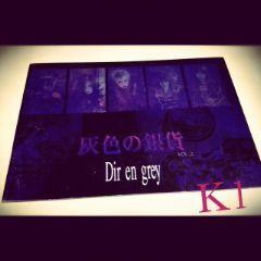 K1★DIR EN GREY★会報 a knot vol.2