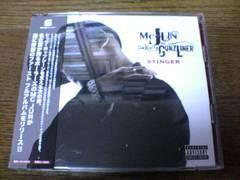 MC JUN CD �X�e�B���K�[STINGER ���b�p�[