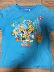 TDL ディズニーランド 30周年 Tシャツ 120