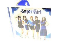【安!】初回限定DVD付A☆KARA 「スーパーガール」