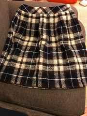 ドゥファミリー新品スカート秋冬サイズM丈53�pウエスト平置37�p