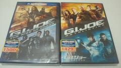 新品DVD/G.I.ジョー 全2作品セット