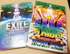 新品同様☆EXILE TRIBE ☆2枚