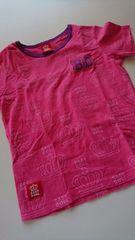 BABY DOLL王冠プリントTシャツ120