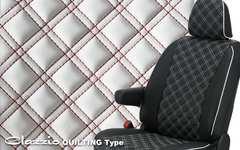 Clazzio キルティング シートカバー HM3 / HM3 バモスホビオ
