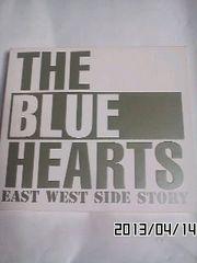 送料無料2枚組THE BLUE HEARTS EAST WAST WEST SIDE STORY