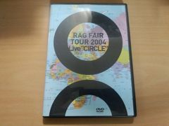 DVD�uRAG FAIR LIVE TOUR 2004 Live�gCIRCLE�h�v��������FORUM��