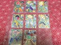 ドラゴンボールヒーローズ ゴッド7弾 CPコンプ 美品